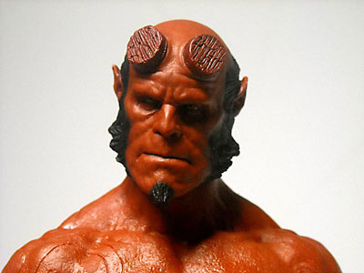 Hellboy II sixth scale action figure by Hot Toys