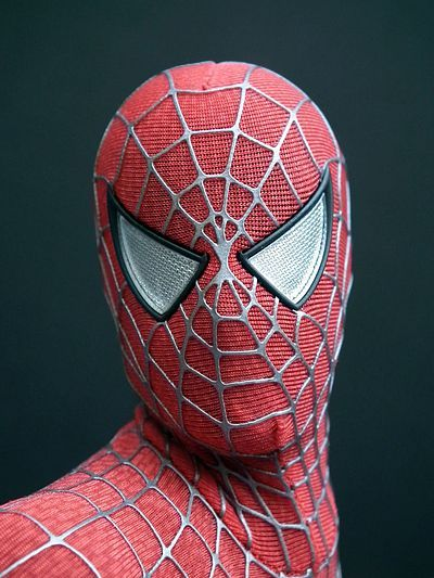 spiderman 3 sixth scale action figure another pop