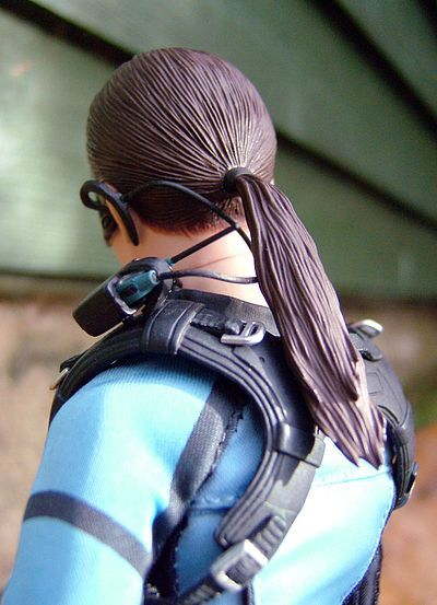 Jill Valentine Resident Evil sixth scale action figure by Hot Toys