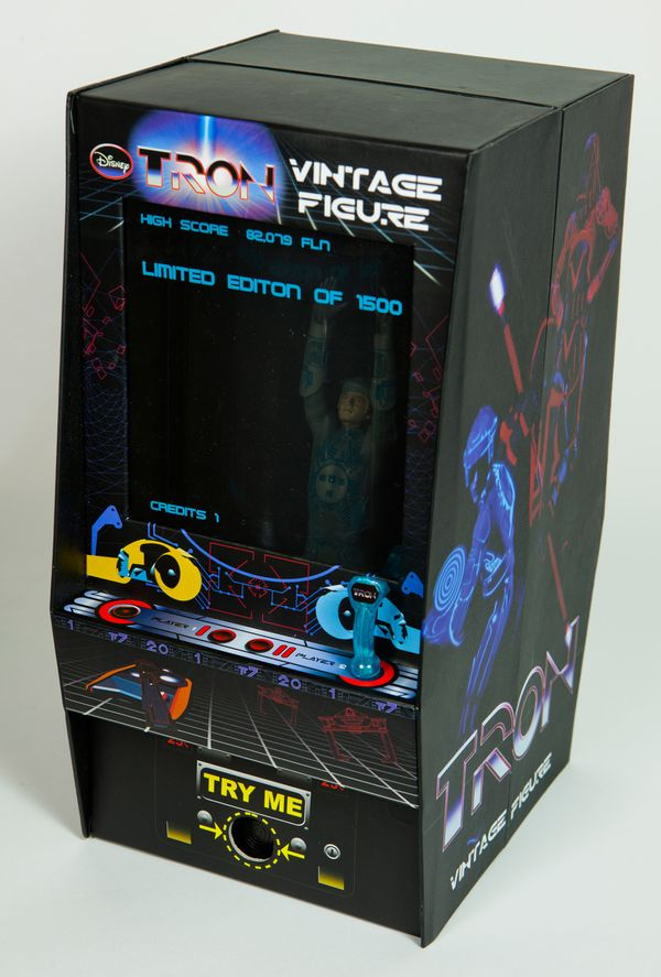 Tron SDCC Exclusive figure - Another Pop Culture ...