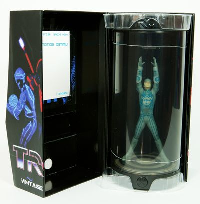 Tron SDCC Exclusive figure by Spinmaster