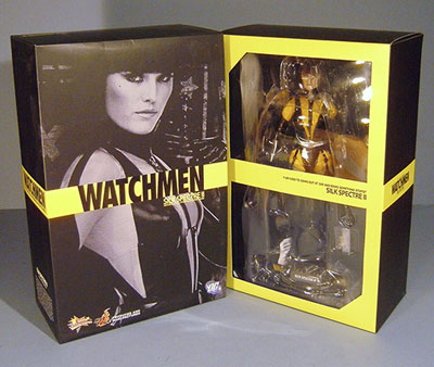 Silk Spectre Watchmen Sixth Scale Action Figure Another border=