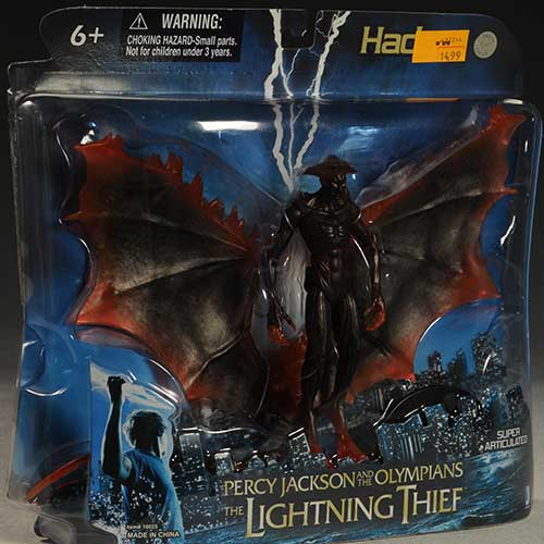 Hades Percy Jackson action figure by Jazwares