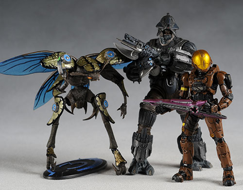 Halo 3 series 2 action figures McFarlane Toys