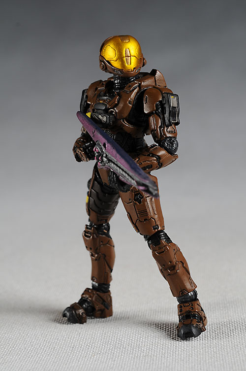 Halo 3 series 2 Spartan EVA action figure McFarlane Toys