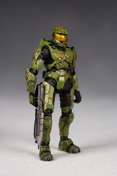 Halo 3 series 1 action figure - Another Pop Culture