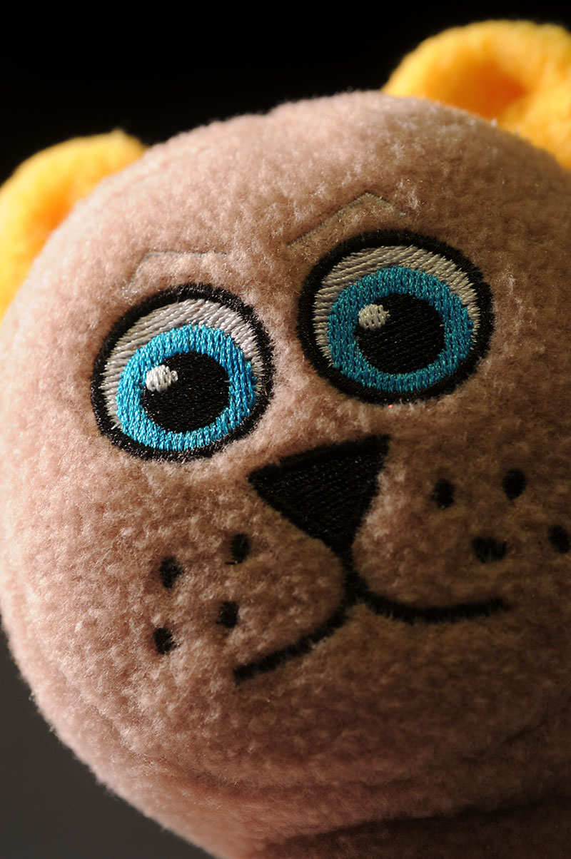 Happy Toy Machine plush figure