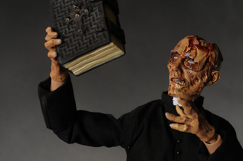 The Dead Harbinger zombie sixth scale action figure by Sideshow Collectibles