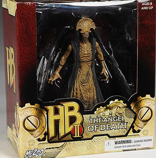 Hellboy 2 Angel of Death action figure from Mezco Toyz