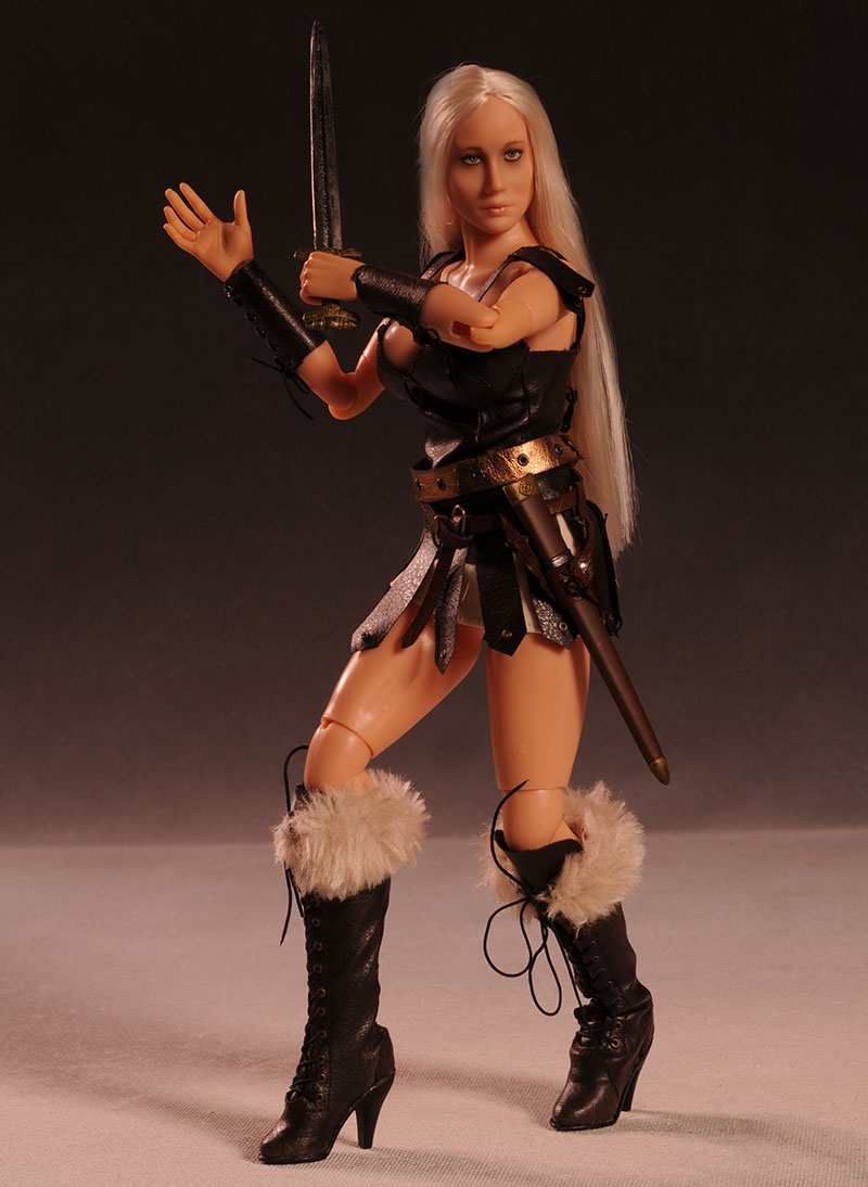 Helga Ternion Wars sixth scale action figure by Triad Toys