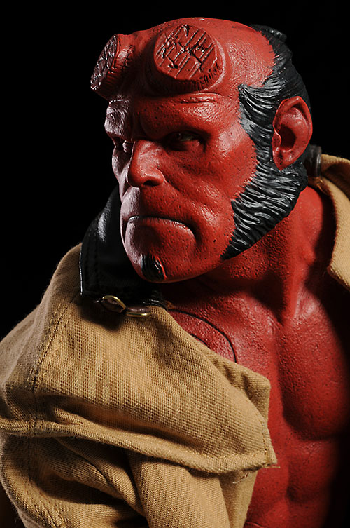 Hellboy II Premium Format statue by Sideshow Collectibles