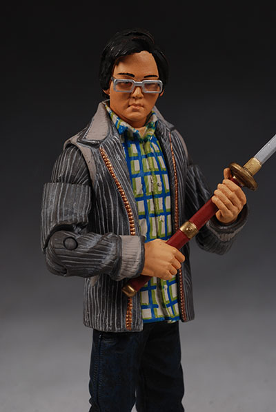 Mezco Heroes series 1 Hiro action figure