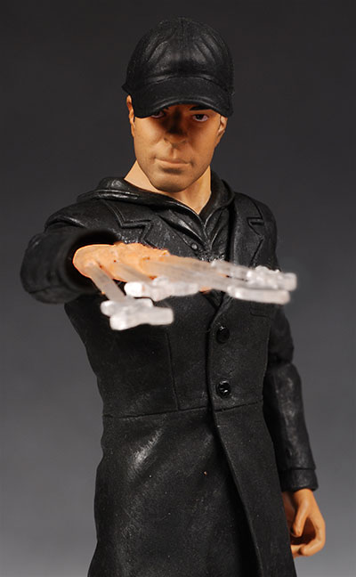 Mezco Heroes series 1 Sylar action figure