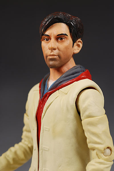 Mezco Heroes series 1 Peter Petrelli action figure