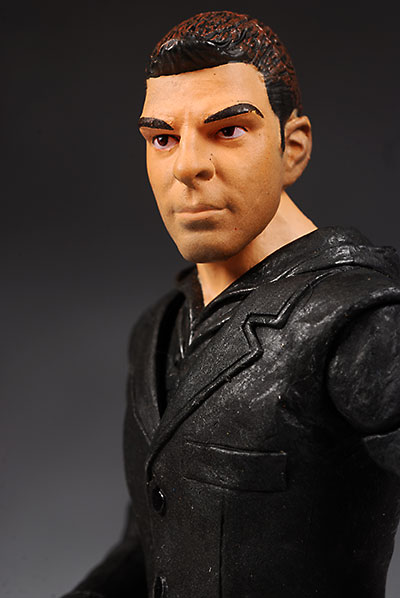 Mezco Heroes Sylar series 1 action figure