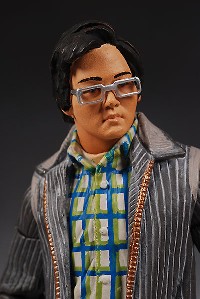 Mezco Heroes Hiro action figure