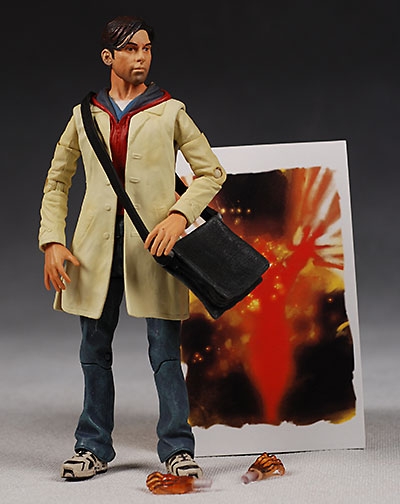 Mezco Heroes Peter Petrelli action figure series 1