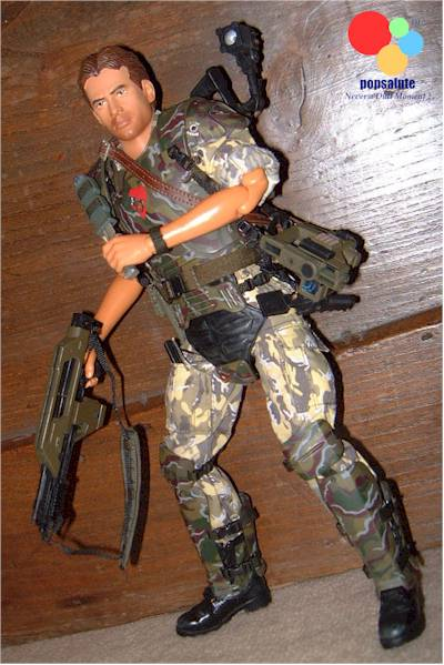 Aliens Corporal Hicks Action Figure Another Toy Review