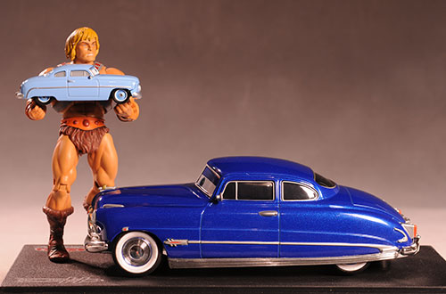 Doc Hudson 1/24th scale die cast Cars car by Mattel