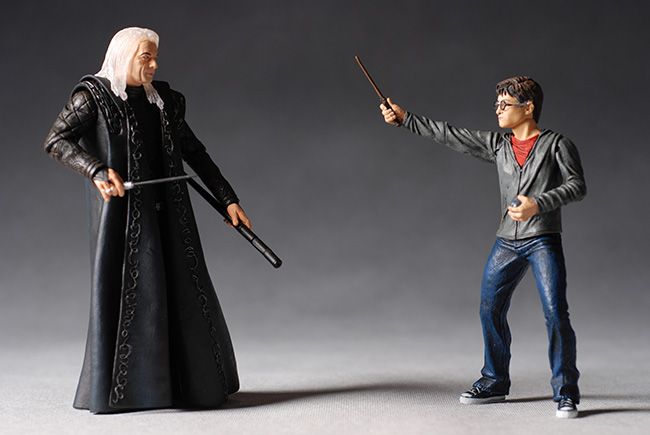 Best Harry Potter Toys And Figures : Harry potter order of the phoenix series action figures