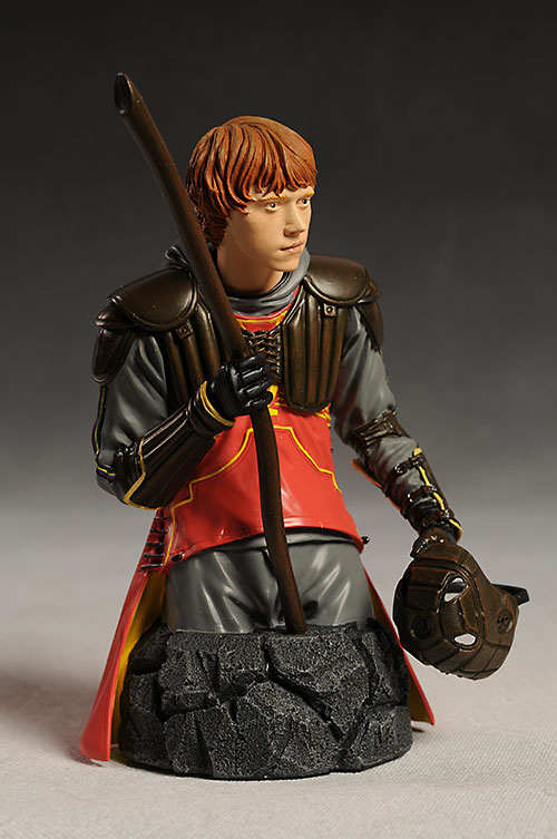 Ron Andy Ginny Weasley Mini Busts Another Pop Culture