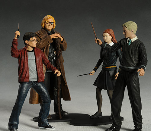 Harry Potter action figures Half Blood Prince by NECA
