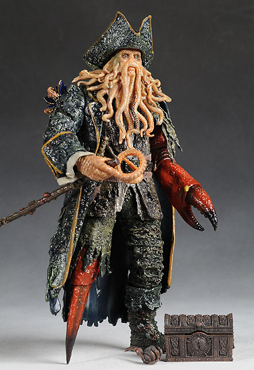 Hot Toys Davy Jones action figure