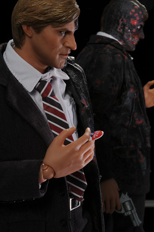 Two Face Harvey Dent Dark Knight sixth scale action figure by Hot Toys