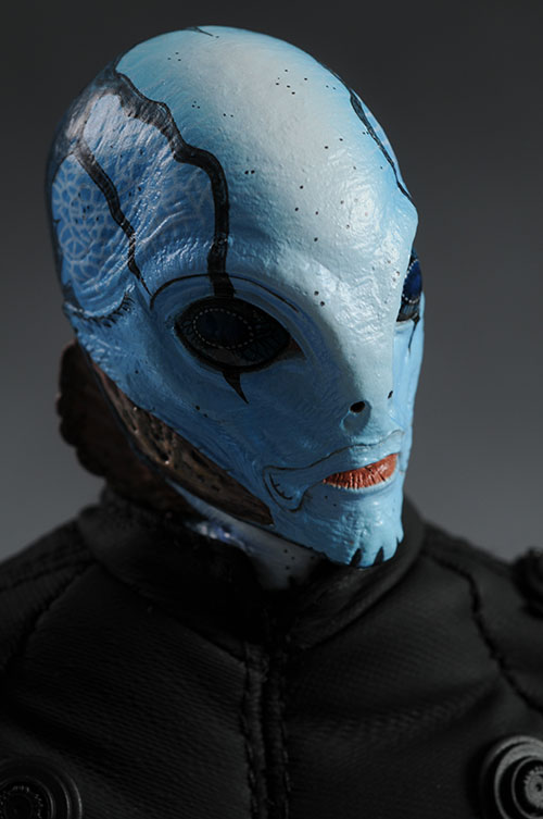 Abe Sapien Hellboy II sixth scale action figure by Hot Toys
