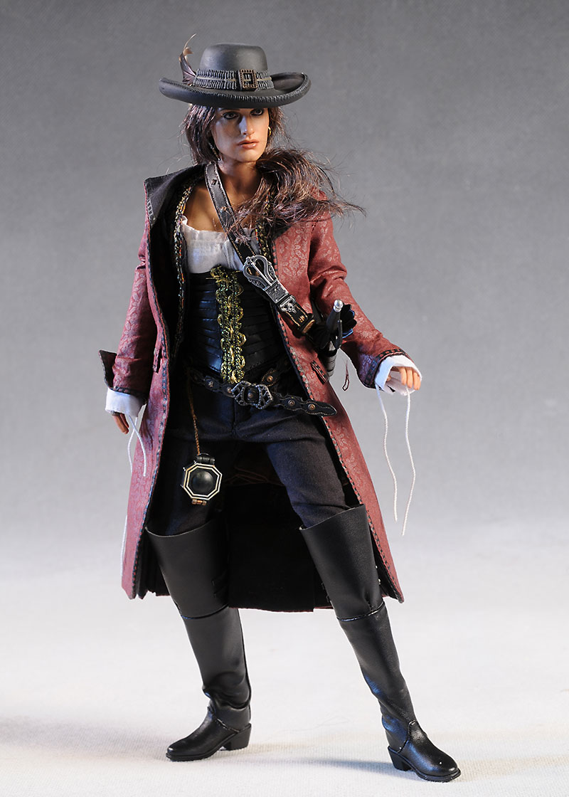 Angelica Pirates of the Caribbean action figure by Hot Toys