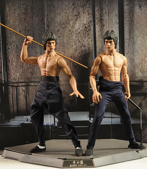 Bruce Lee Enter the Dragon sixth scale action figure by Hot Toys
