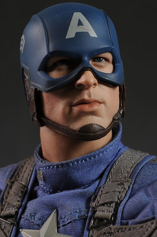 Captain America sixth scale action figure by Hot Toys