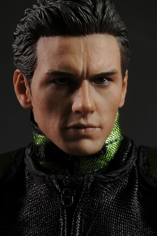 New Goblin Spider-man 3 sixth scale action figure by Hot Toys