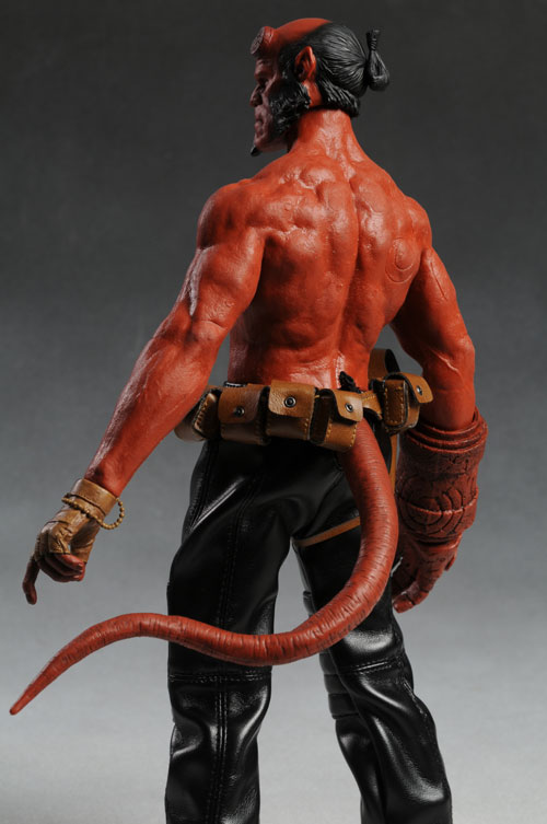 Hellboy sixth scale action figure from Hot Toys