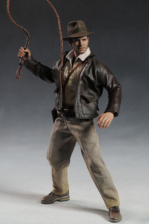 Indiana Jones DX05 sixth scale action figure by Hot Toys