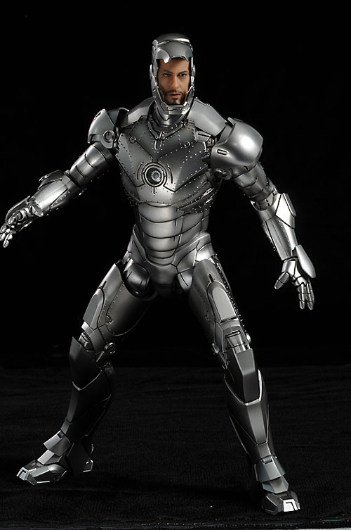 Iron Man Mark Ii Sixth Scale Action Figure Another Pop