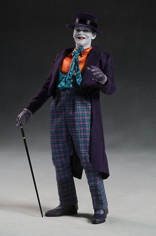 Joker Jack Nicholson sixth scale action figure by Hot Toys