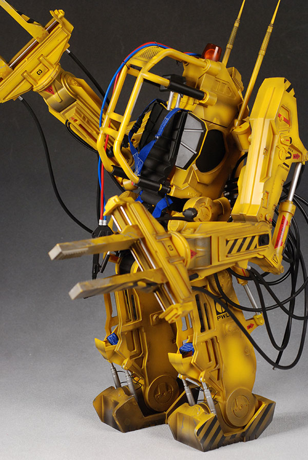 Aliens Power Loader with Ripley action figure - Another Pop Culture Collectible Review by Michael Crawford Captain Toy & Aliens Power Loader with Ripley action figure - Another Pop Culture ...