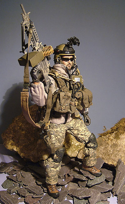 Hot Toys 75th Ranger action figure