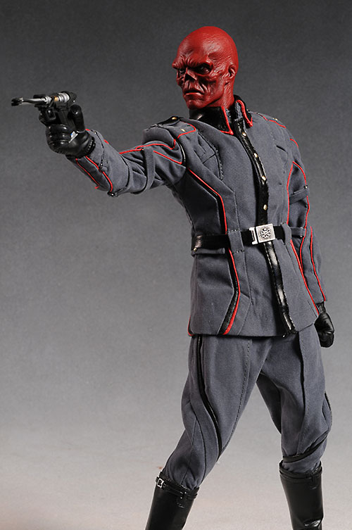 Red Skull Captain America sixth scale action figure by Hot Toys