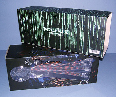 The Matrix Sentinel action figure by Hot Toys
