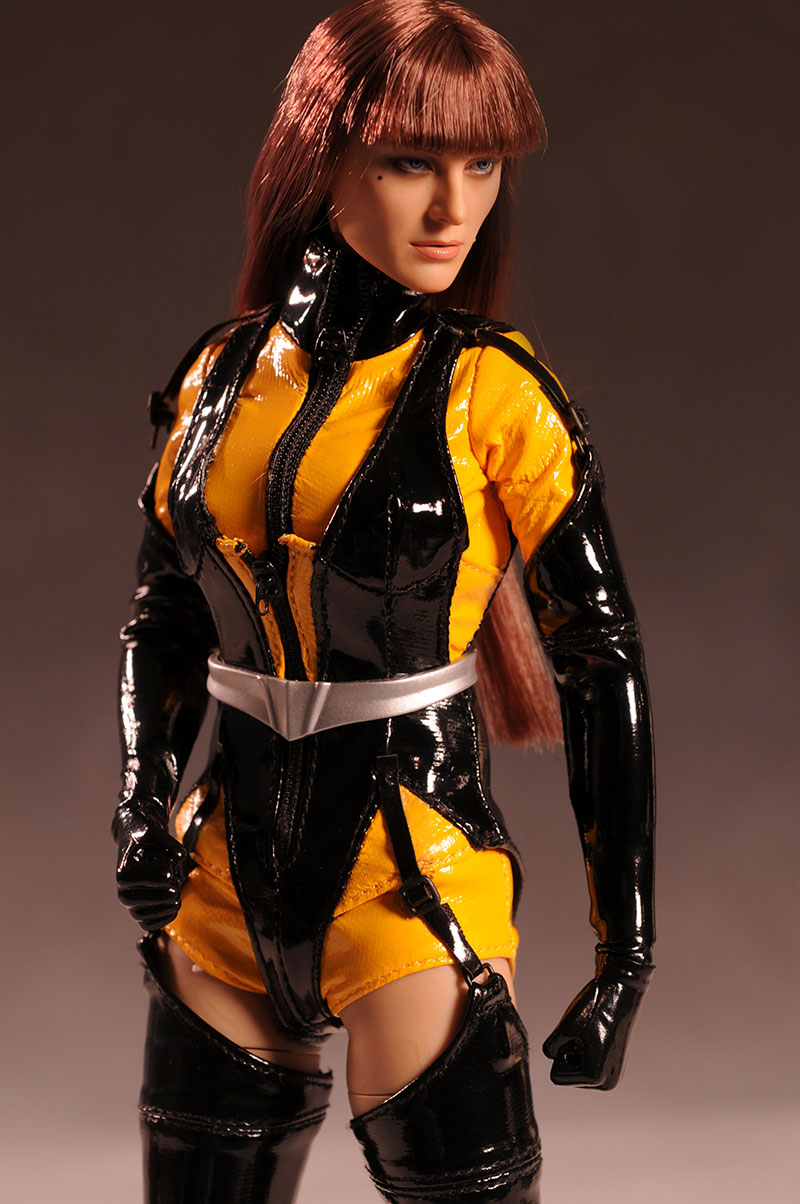 Silk Spectre modern version Watchmen action figure sixth scale by Hot Toys