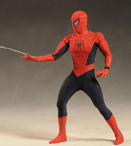 Spider-Man 3 sixth scale action figure by Hot Toys