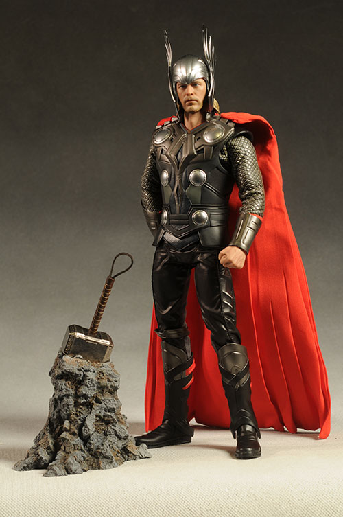 Thor movie sixth scale action figure by Hot Toys