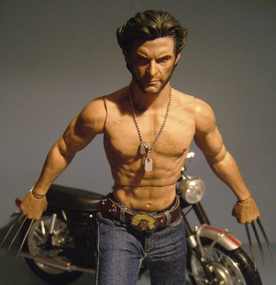 Wolverine sixth scale Marvel action figure by Hot Toys