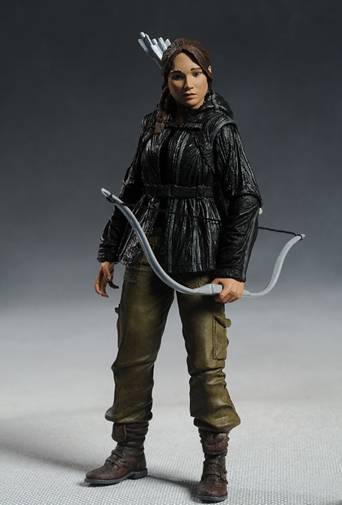 Hunger Games series 1 action figures by NECA