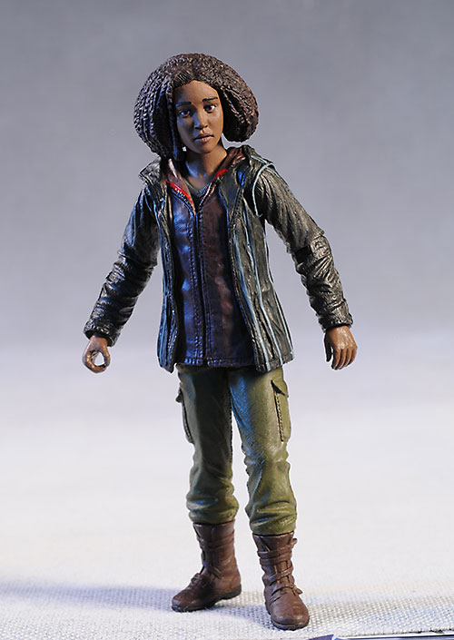 Hunger Games series 2 Rue and Cato action figures by NECA