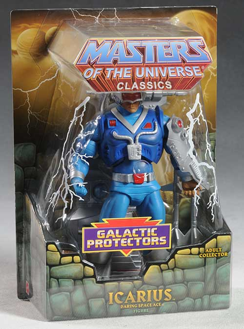 Icarius MOTUC Masters of the Universe Classics action figure by Mattel