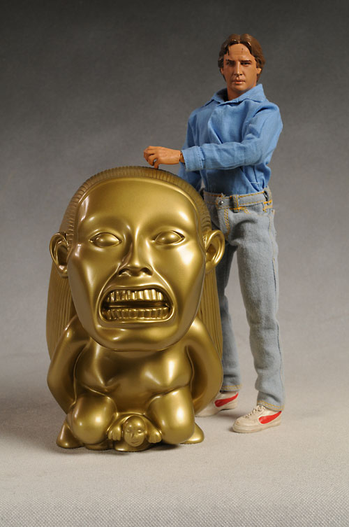 Indiana Jones Fertility Idol bank by Diamond Select Toys