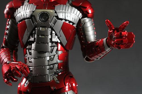 Iron Man MKV Suitcase Suit action figure - Another Pop ...